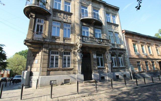 Гостиница Citadel вид на фасад