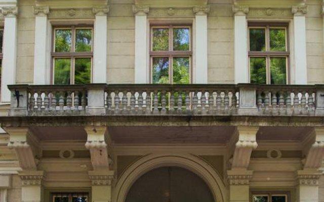 Отель Harmonia Palace Будапешт вид на фасад