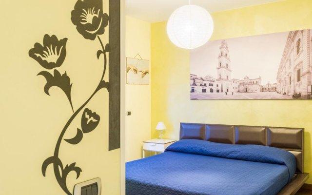 Отель Parini Suite B&B Лечче комната для гостей