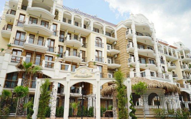 Отель Apartcomplex Harmony Suites - Dream Island вид на фасад