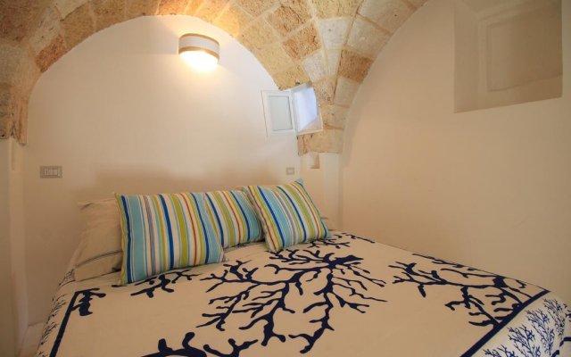 Отель Le Bijou Гальяно дель Капо комната для гостей