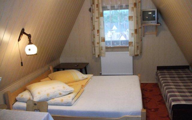 Отель Pokoje Goscinne Pod Grapa Закопане комната для гостей