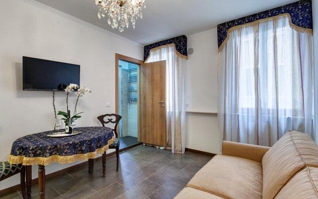 Апартаменты Nice Venice Apartment in San Marco комната для гостей