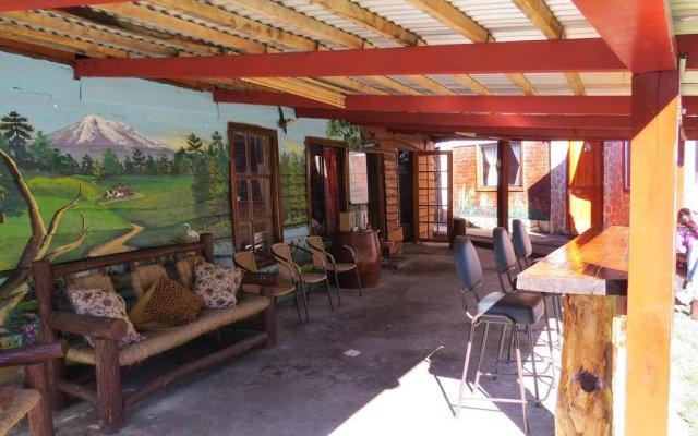 Отель Cabañas Los Tilos питание
