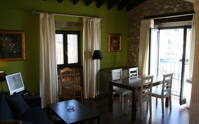 Отель Apartamentos Rincón del Puerto комната для гостей