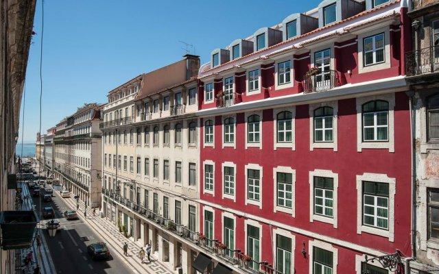 The 7 Hotel вид на фасад