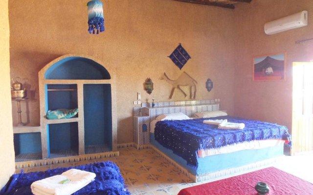 Отель Auberge De Charme Les Dunes D´Or Марокко, Мерзуга - отзывы, цены и фото номеров - забронировать отель Auberge De Charme Les Dunes D´Or онлайн комната для гостей