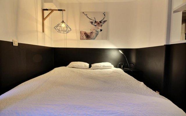 Отель Liège flats комната для гостей