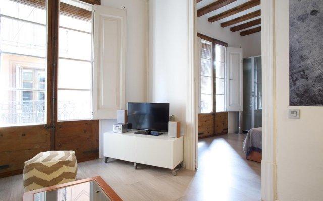 Отель BarcelonaForRent The Borne комната для гостей