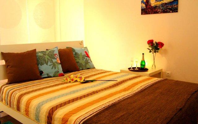 Отель My First Apartment Венгрия, Будапешт - отзывы, цены и фото номеров - забронировать отель My First Apartment онлайн комната для гостей