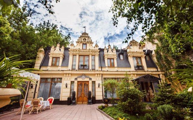 Бутик-отель Шенонсо вид на фасад