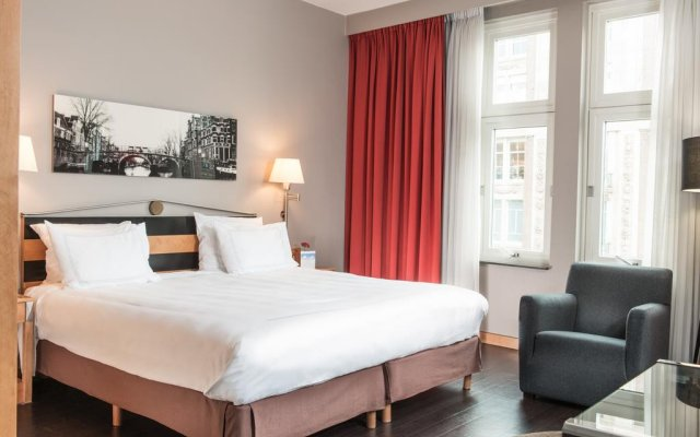 Отель Swissotel Amsterdam