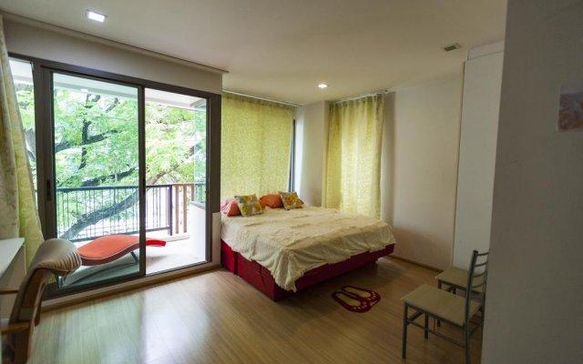 Отель Urban Condominium Паттайя комната для гостей