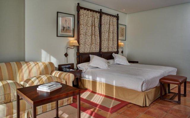 Отель Parador De Sos Del Rey Catolico Сос-дель-Рей-Католико комната для гостей