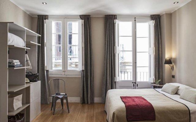 Апартаменты Plaza Catalunya apartments комната для гостей