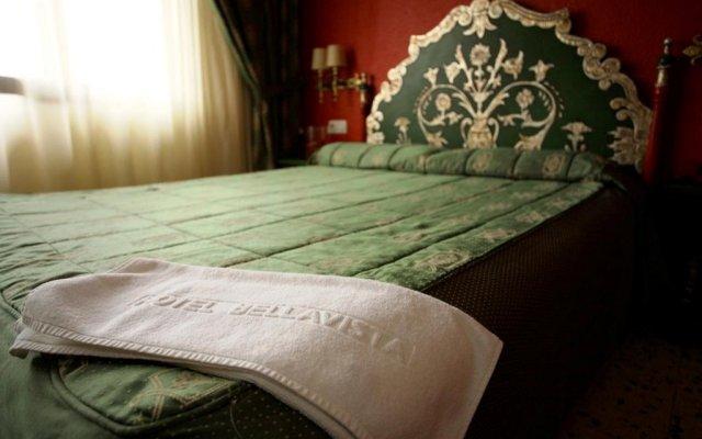 Отель Bellavista Бельвер-де-Серданья комната для гостей