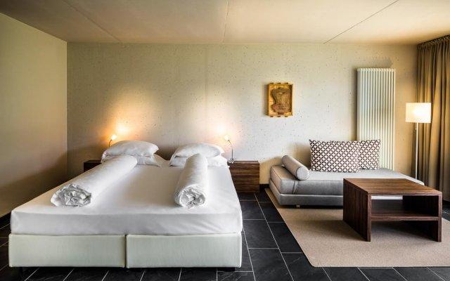 Отель Villa Sasso Меран комната для гостей