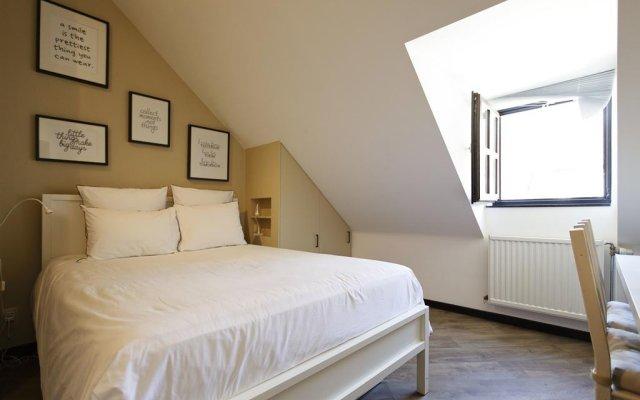 Отель Be&Be Sablon 12 Бельгия, Брюссель - отзывы, цены и фото номеров - забронировать отель Be&Be Sablon 12 онлайн комната для гостей