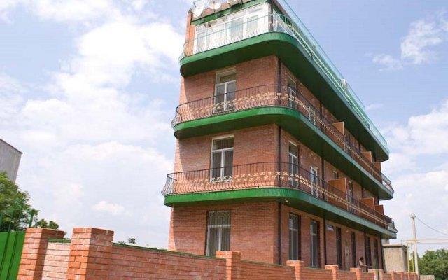 Гостиница Soyuz Guest House вид на фасад