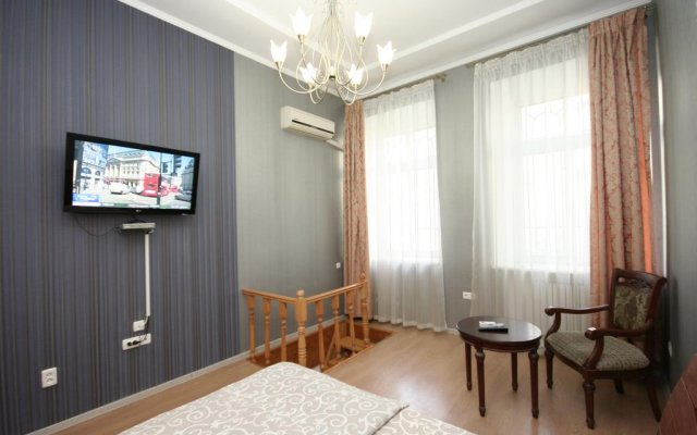 Апартаменты Парадиз Апартаменты Одесса комната для гостей