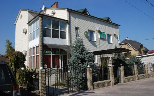 Гостиница Gostinyi dvor SPL вид на фасад
