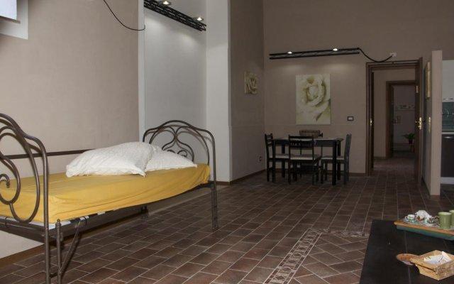 Отель Maraca Residence Сиракуза комната для гостей