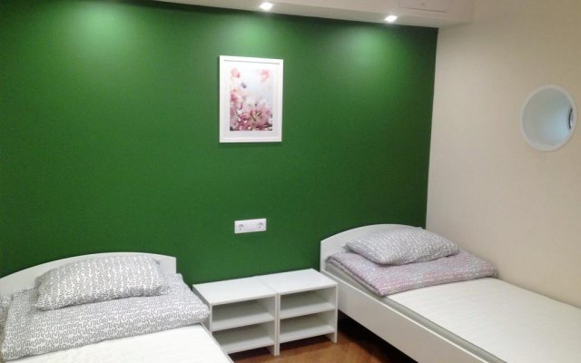 Hostel Nochleg комната для гостей