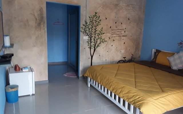 Отель Preawwaan Seaview Ko Laan комната для гостей