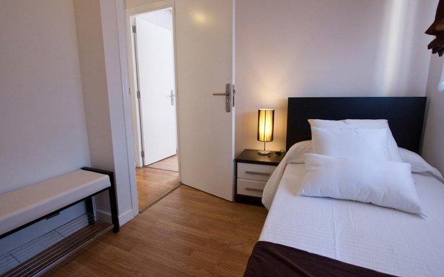 Отель Living Valencia Ciencias Duplex Испания, Валенсия - отзывы, цены и фото номеров - забронировать отель Living Valencia Ciencias Duplex онлайн комната для гостей