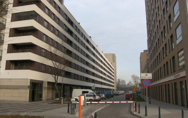 Отель Murano Apartaments вид на фасад