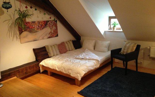 Апартаменты Metropolis Prague Apartments-zlaty Dvur Прага комната для гостей