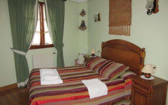 Отель Aldalurberea Эчалар комната для гостей