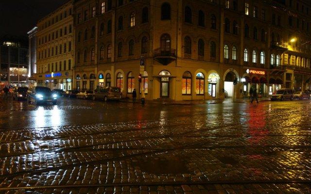 Апартаменты Apartments Riga Opera вид на фасад