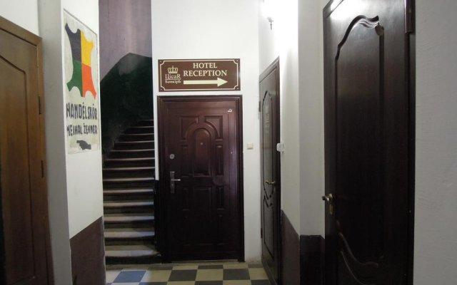 Гостиница Цисар Банкиръ вид на фасад