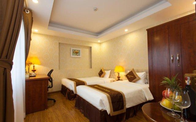 Tu Linh Palace Hotel 2 Ханой комната для гостей