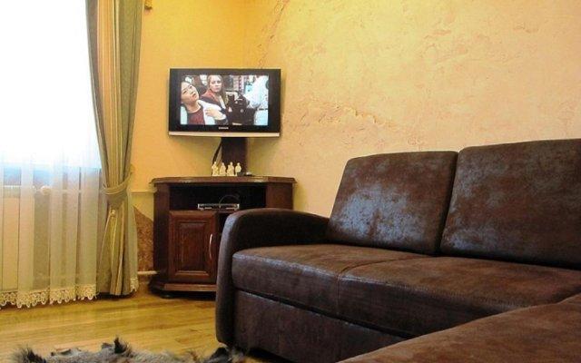 Отель udanypobyt Apartament Myśliwski Косцелиско комната для гостей
