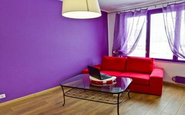 Апартаменты Strogino Apartment комната для гостей