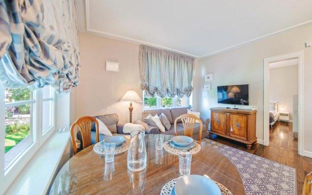 Отель Apartamenty Sun&Snow Debowa Сопот комната для гостей