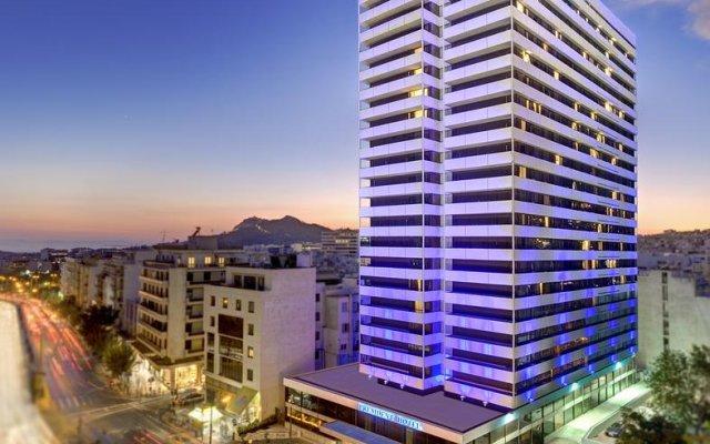 President Hotel вид на фасад