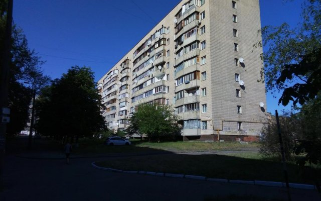 Гостиница Appartment New Darnitca вид на фасад