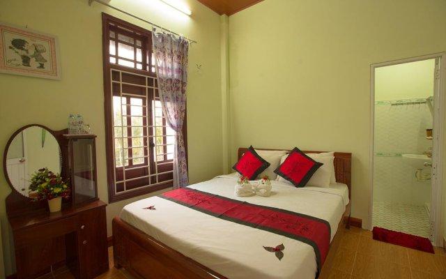 Отель Laurus Homestay комната для гостей