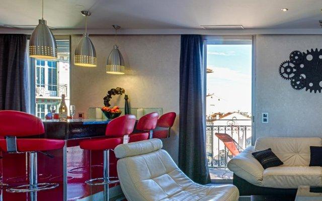 RG Duplex - 4 chambres -  LRA Cannes 0