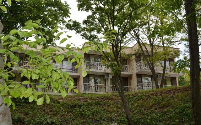 Sunshine Pearl Hotel вид на фасад