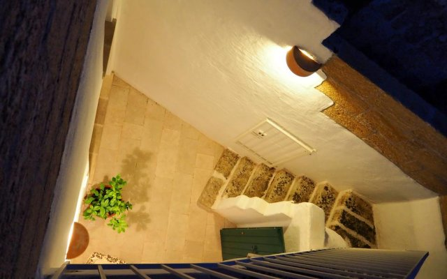 Отель Holiday home La Corte dei Pirri Италия, Гальяно дель Капо - отзывы, цены и фото номеров - забронировать отель Holiday home La Corte dei Pirri онлайн интерьер отеля