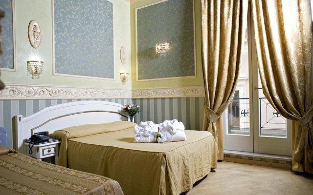 Отель Mamas Collection Suite Montecitorio спа