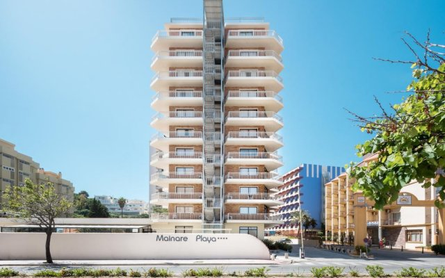 Отель Mainare Playa by CheckIN Hoteles вид на фасад