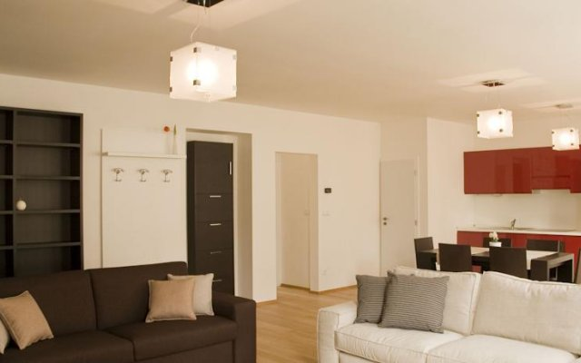 Апартаменты Drtinova Prague Apartments комната для гостей