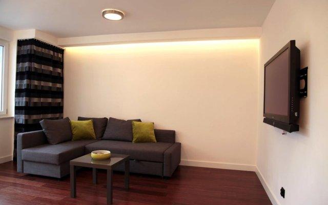 Отель Key Apartments Польша, Варшава - отзывы, цены и фото номеров - забронировать отель Key Apartments онлайн комната для гостей