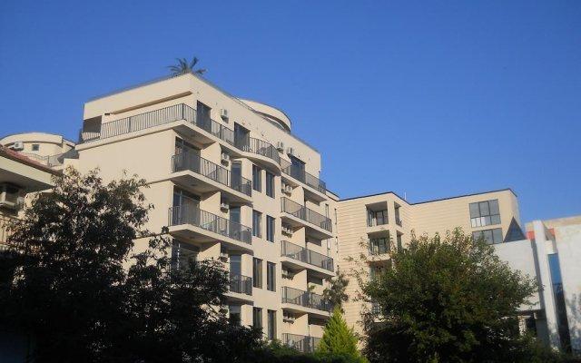 Отель Sapphire Болгария, Солнечный берег - отзывы, цены и фото номеров - забронировать отель Sapphire онлайн вид на фасад