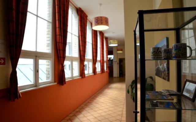 The One Hostel комната для гостей